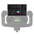 Logitech Saitek Pro Flight Instrument Panel - 6 Pack