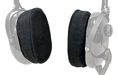AirClassics HS-1A Cloth Earseal Covers