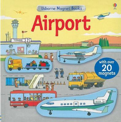 Airport - Magnet Book