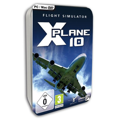 X-Plane 10 Global Flight Simulator Software