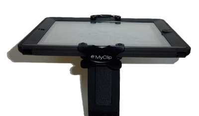 Mybigclip Leg Strap For Ipads With Cases