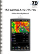 Garmin aera 795/796 Pilot-Friendly GPS Manual