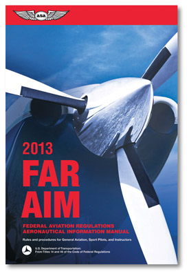 2013 FAR/AIM Book - ASA
