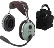 David Clark H10-13.4 Headset with Deluxe Headset Bag