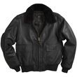 Alpha G-1 Leather Jacket - Sizes Medium and 2XL only