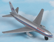 American Airlines Boeing 767 Hot Wings Die-Cast Airplane