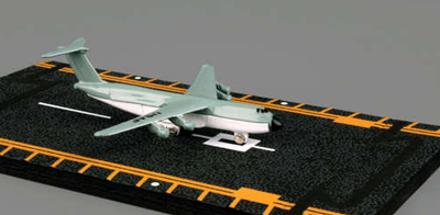 C-5 Galaxy Cargo Plane Hot Wings Die-Cast Airplane