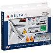Delta Airlines 12 Piece Airport Play Set