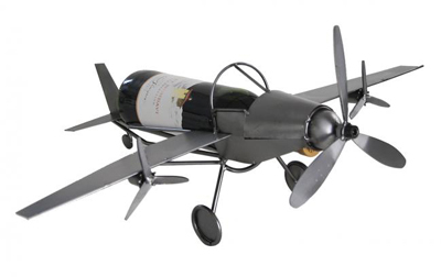 Low Wing Airplane Wine Caddy