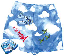 On the Prowl Magic Boxer Shorts