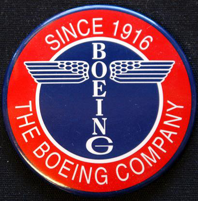 The Boeing Company Magnet