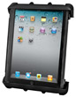 RAM Cradle for all 10 inch iPads with Heavy Duty Cases