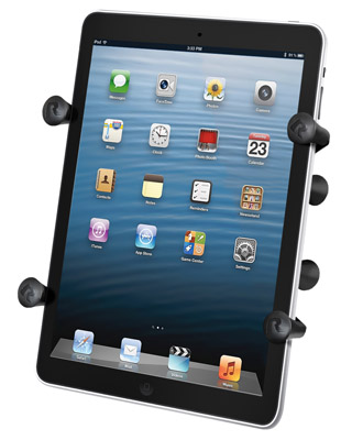 RAM Universal X-Grip II 7 inch Tablet Holder
