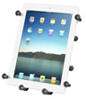 RAM Universal X-Grip III 10 inch Tablet Holder