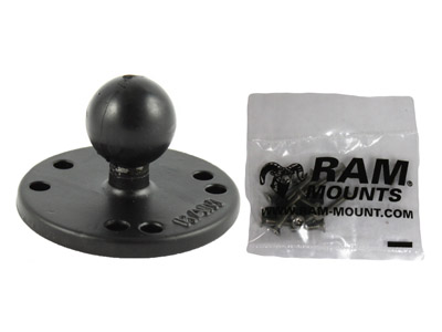 RAM Round Base for Garmin GPSMAP Devices