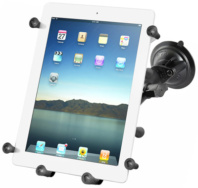 Ram Universal X Grip For 10 Inch Tablets Mount System