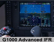 Garmin G1000 Advanced IFR DVD from Flying Like the Pros