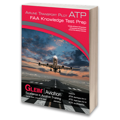 Gleim Airline Transport Pilot Written Exam Guide