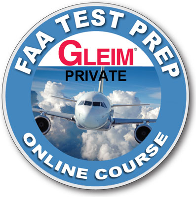 Gleim Private Pilot Test Prep Online Software