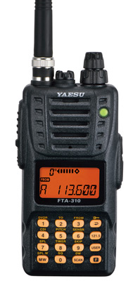 Yaesu FTA-310 NAV-COM Aviation Transceiver