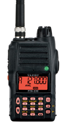 Yaesu FTA-230 Aviation Transceiver