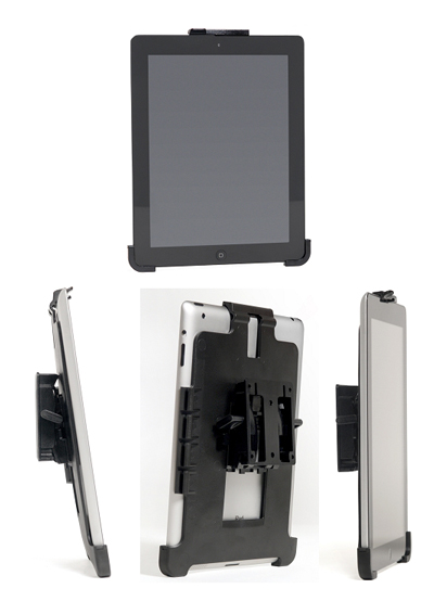 AirGizmos GPS Panel Dock - iPad Panel Mount