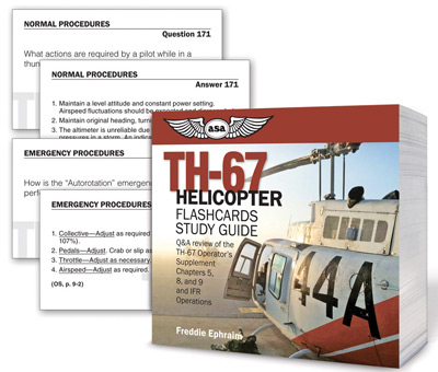 TH-67 Creek Helicopter Flashcards Study Guide