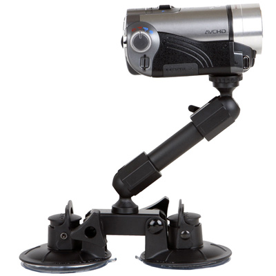 Fat Gecko Dual Suction Cup Mount