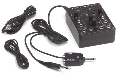 Pilot USA 4-Place Stereo Intercom