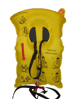 Regent RSS-301T Adult/Child Single Cell 10 Year Life Vest