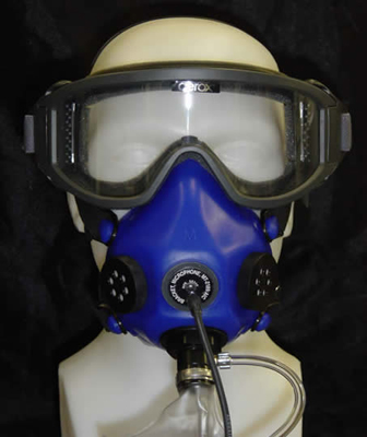 Aerox Smoke Goggles
