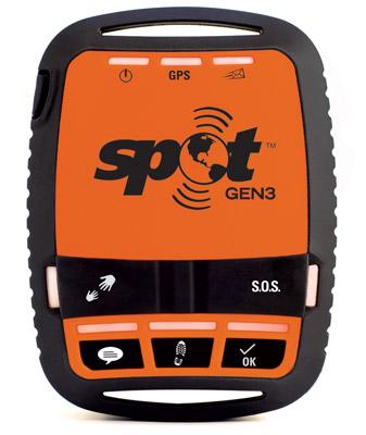 SPOT Satellite Personal Tracker - Generation 3