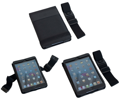 Sky High Mini-G Case and Kneeboard for iPad mini