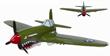 P-40 Warhawk 3-D Wall Art