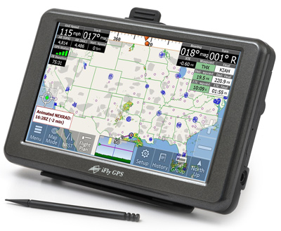 iFLY 520 Moving Map GPS for Pilots