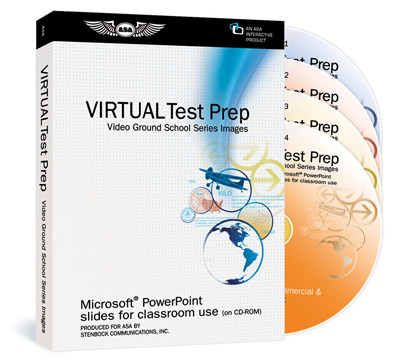 Virtual Test Prep Series Images