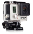 GoPro HERO3+ HD Video Camera - Silver Edition
