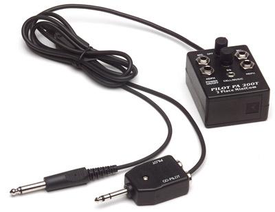 Pilot USA Portable 2-Station VOX Minicom