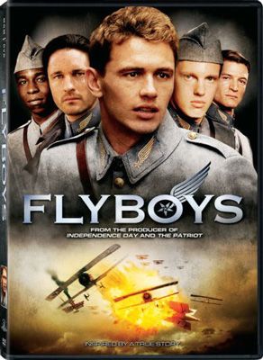 Flyboys (DVD or Blu-ray)