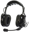 Flightcom Venture V50MPH Passive Helicopter Headset