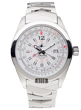 Abingdon Amelia Ladies E6B Watch - White with Stainless Steel Band