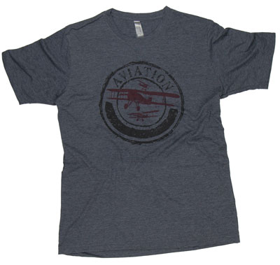 Vintage Aviation T-Shirt