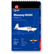 Mooney M20C Mark 21 Checklist Qref Book