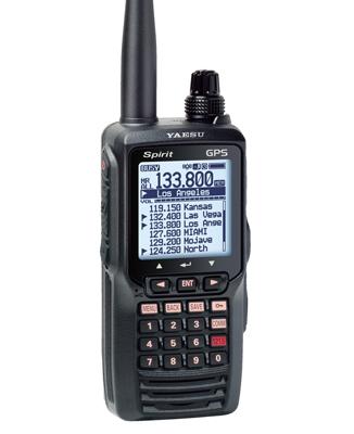 7cf93eae635 Yaesu FTA-750L NAV-COM Aviation Transceiver with GPS - MyPilotStore.com