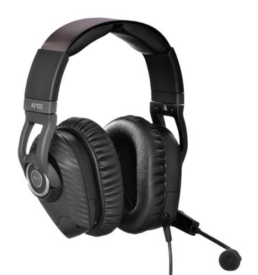 AKG AV100 ANR Aviation Headset
