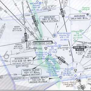 Eastern europe 1-2-3 high/low altitude enroute charts