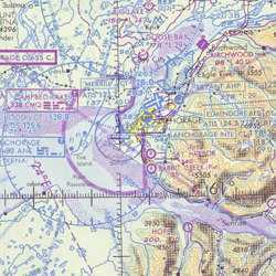 WAC: CJ-26 World Aeronautical Chart