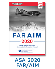 ASA FAR/AIM