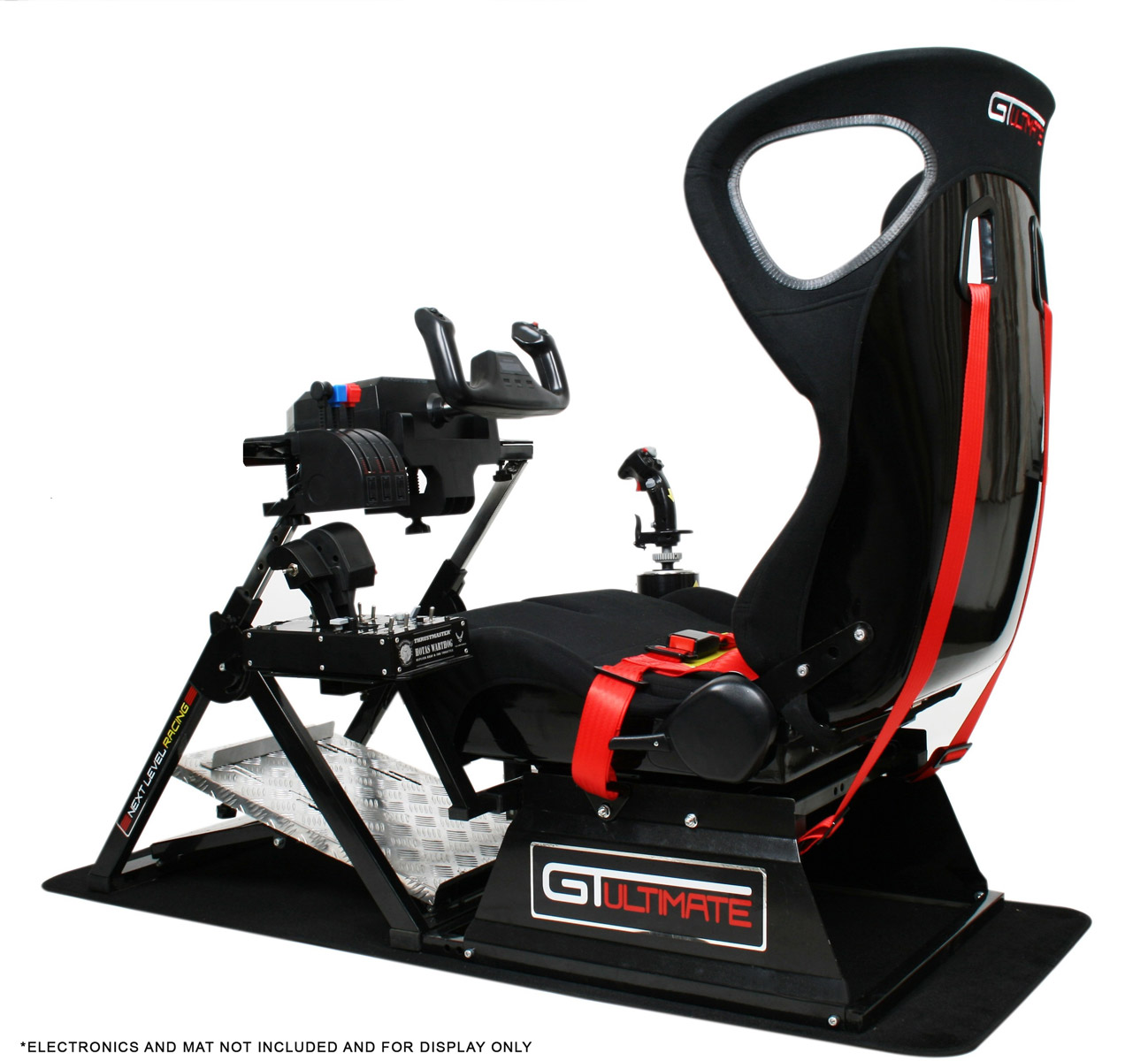 Next Level Flight Simulator Cockpit Chair Mypilotstore Com