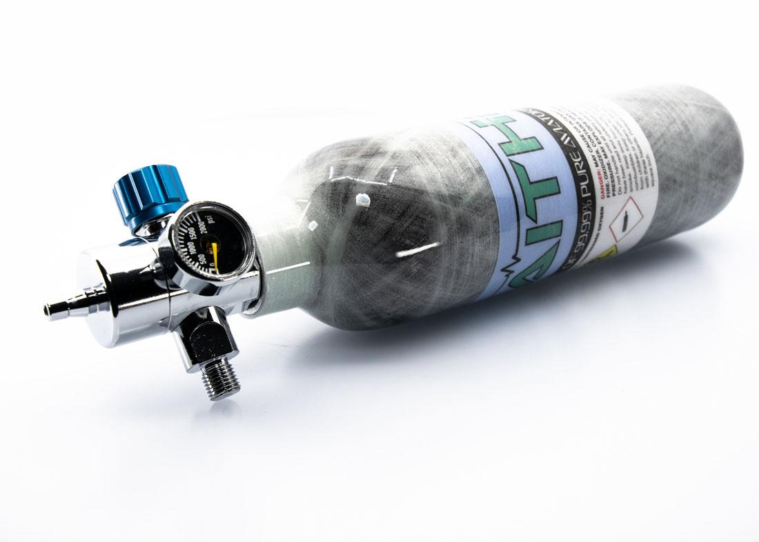 Tank set oxygen up portable Oxygen Tank